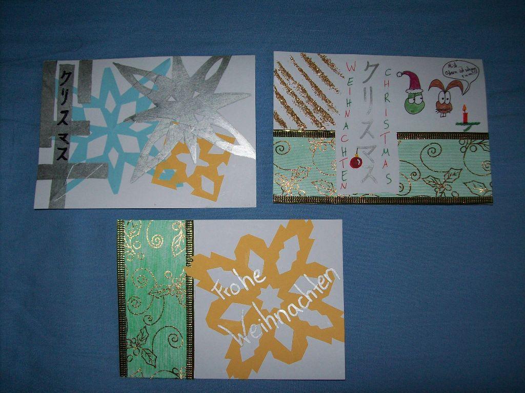 Postkarten Swap