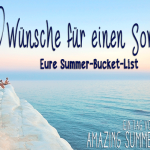 {TAG} Meine Summer-Bucket-List