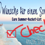 Der Summer-Bucket-List-Check
