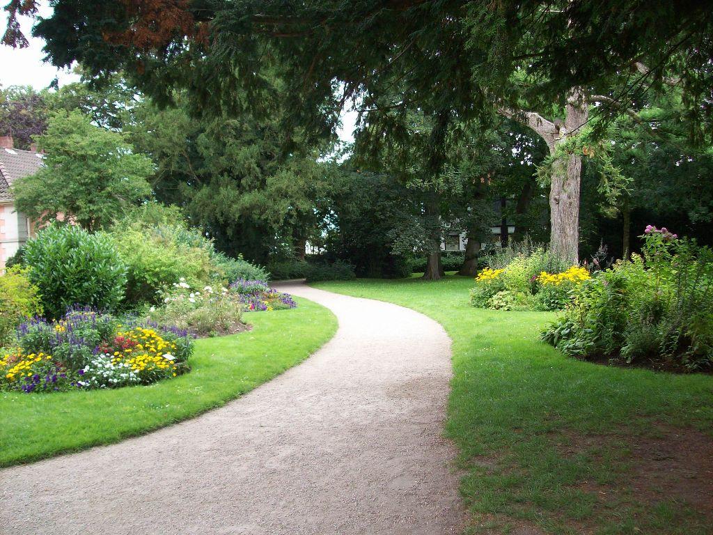Schlosspark zu Jever