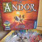 Mein Senf zu: Die Legenden von Andor [Brettspiel]