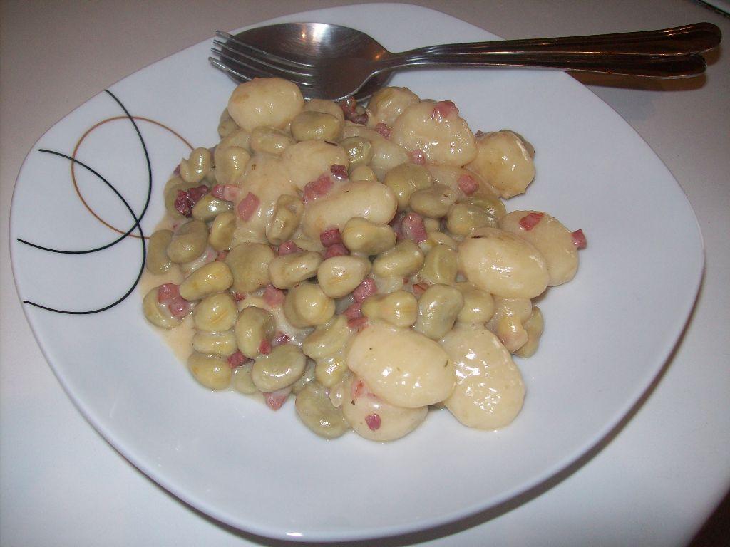 gnocchi bohnen 1