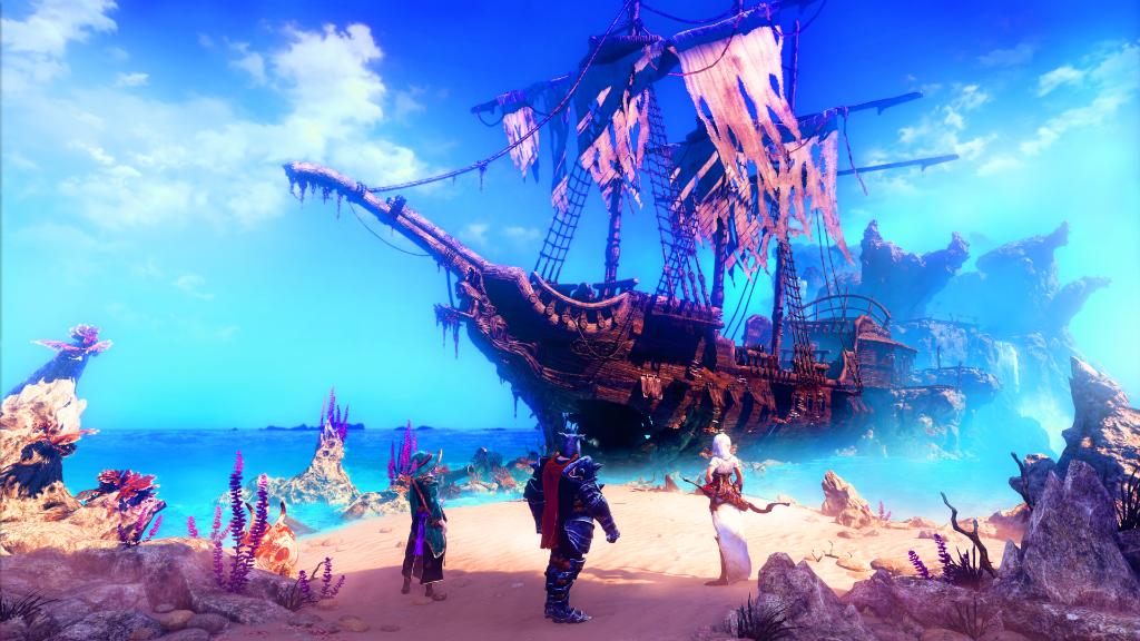 Trine_3_Shipwreck