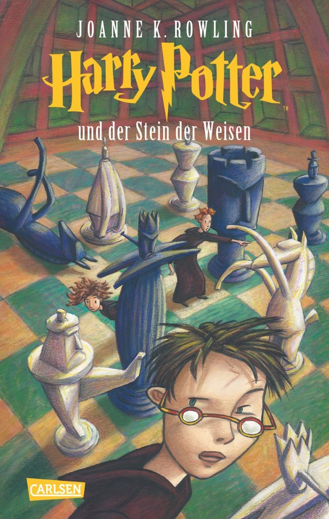 Harry Potter, Band 1_ Harry Potter und der Stein der Weisen