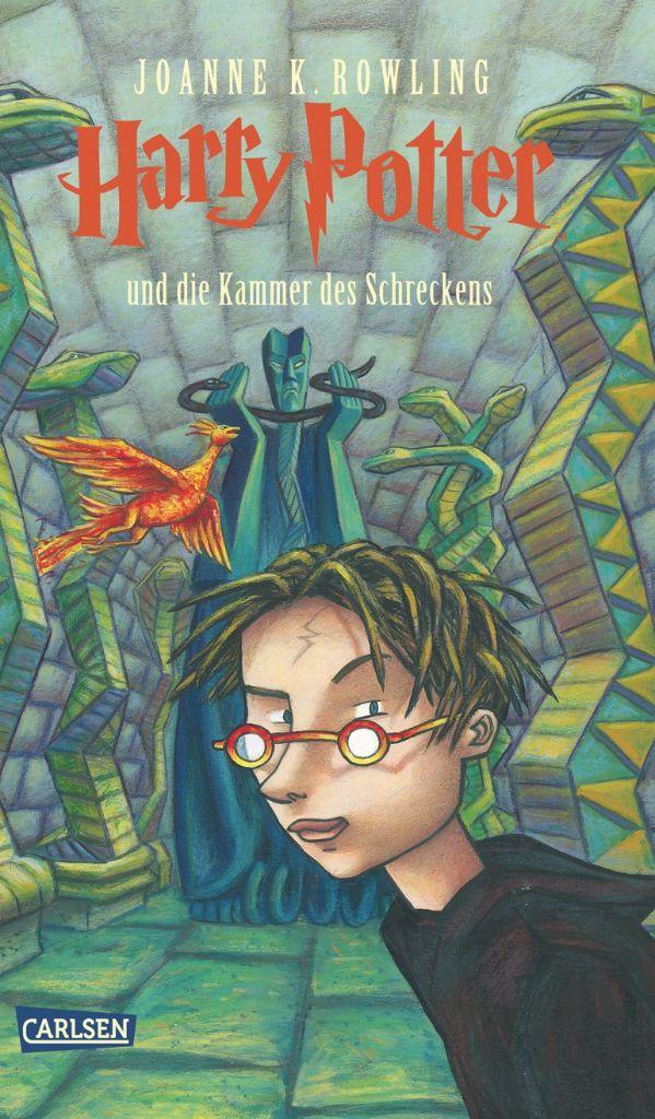 Harry Potter, Band 2_ Harry Potter und die Kammer des Schreckens
