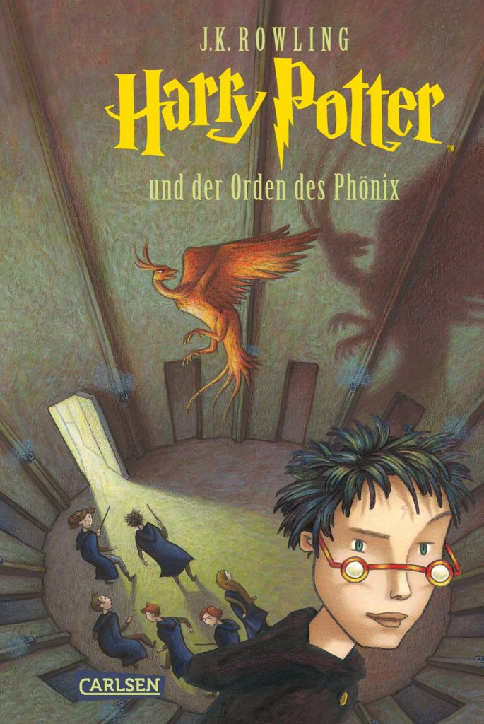 Harry Potter, Band 5_Orden des Phönix
