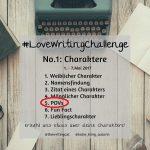 #LoveWritingChallenge – POVs