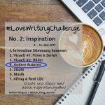 #LoveWritingChallenge – Andere Autoren