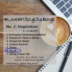 #LoveWritingChallenge – Musik