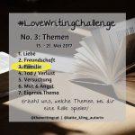 #LoveWritingChallenge – Familie