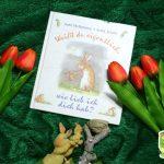 Montagsfrage: Buch mit Hase
