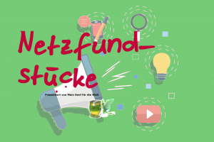 Logo Netzfundstücke