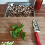 {Rezept} (Vegane) Blätterteig-Pizza-Schnecken