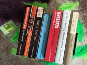Bücher aus dem Pendragon Verlag