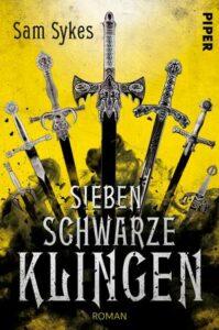 Cover Sieben Schwarze Klingen
