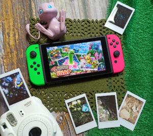 Pokemon Snap auf Switch