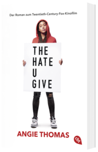 """Cover vom Jugendbuch """"The Hate U Give"""""""